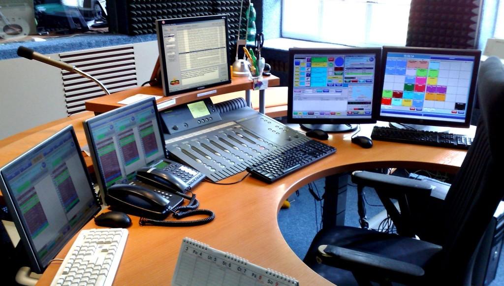Radio Čas studio