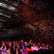 Megakoncert - publikum