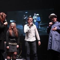 Megakoncert Zlín - Moderátoři