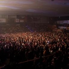 Megakoncert Zlín - publikum