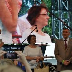 Petra Kvitová a rodiče