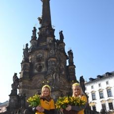 Radost v ulicích - Olomoucko