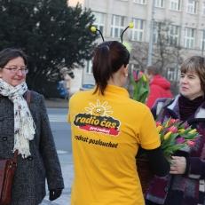Radost v ulicích - Prokešovo náměstí