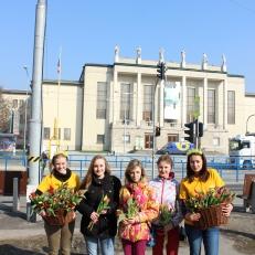 Radost v ulicích - dům kultury města Ostravy