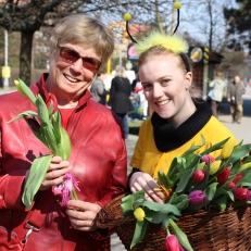 Radost v ulicích - Ostravsko