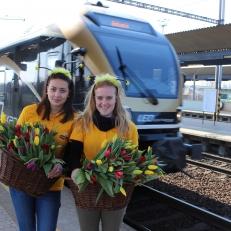 Radost v ulicích - nádraží Svinov