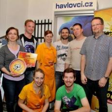 Snídaně z práce do práce - Havel