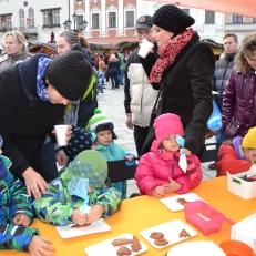 Vánoční trhy s Radiem Čas