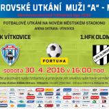 Plakát MU 30.4.2016